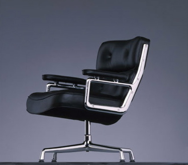 Charles and ray eames chair - Vitra Lobby Chair Es 108 Amp Es 105